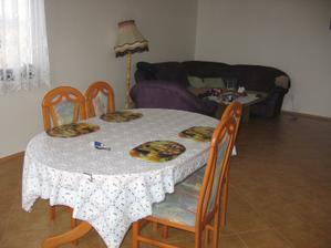 2006 - Jídelna a obývací pokoj