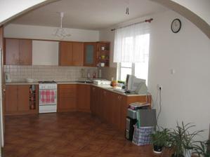 2006 - Kuchyně z jídelny
