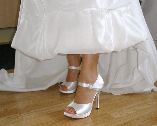 KAJA A DYLAN - a takto vyzeraju na mojej nohe