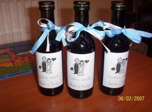svatební vínečka :-)
