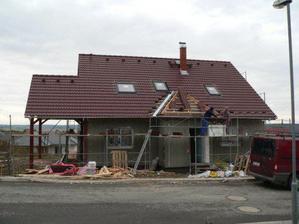 Okapy a střecha 11.10