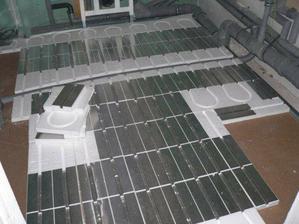 pokladani podlahovky