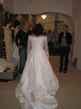 s.miss angel-šaty č.3 zezadu