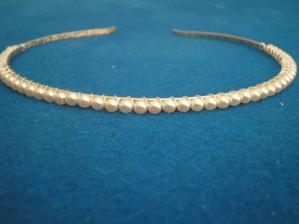 perlová korunka