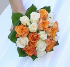 takovouhle kytičku by chtěla nevěsta