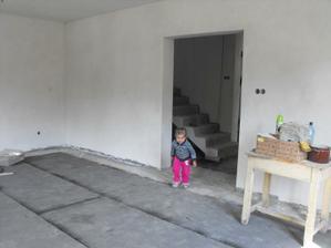 vchod do obývačky