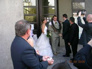 Překvapení pro ženicha :-)