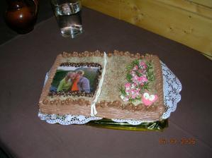 Svatební dorta:-)