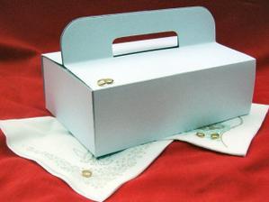 krabice na dortíky