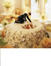 na dortík