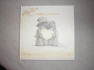 Svatební kniha Me to you