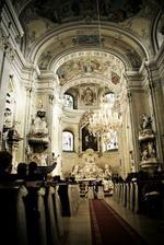 náš barokový kostol (foto od už nášho fotografa D.Mazáka)
