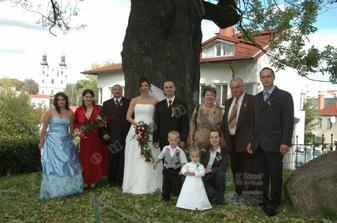 S nejbližší rodinou