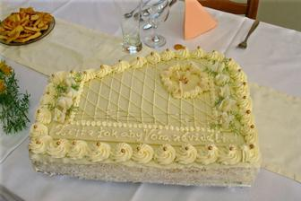 ... naše dortíky ...
