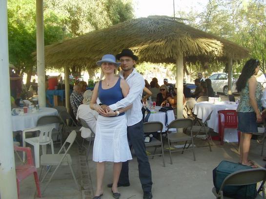 Poznamky - pozasnubna fiesta v Mexicali, Tijuana (30 hodin na sever od nasho domova)