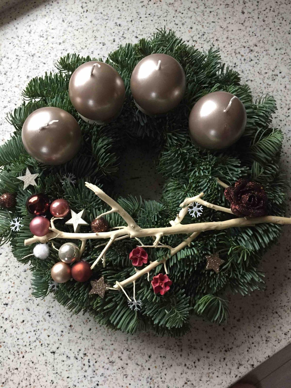 Moje vánoční tvoření 2016 - Obrázek č. 9