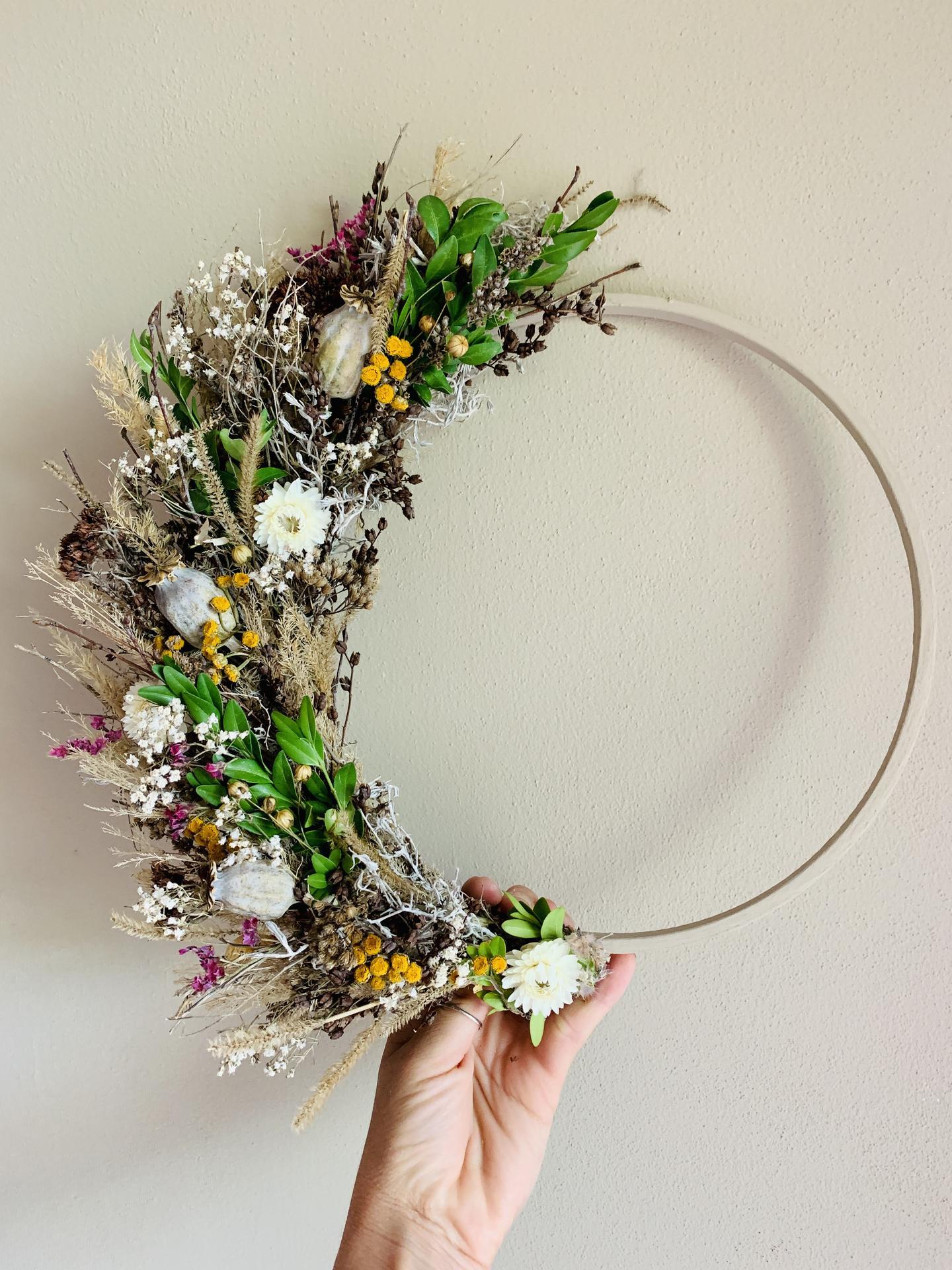 Miluji tvořit - Půlkruh na přání 🤗