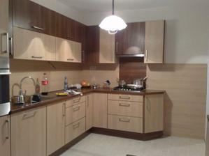 myslím, že  na Petržalský byt pomerne velka kuchyňa
