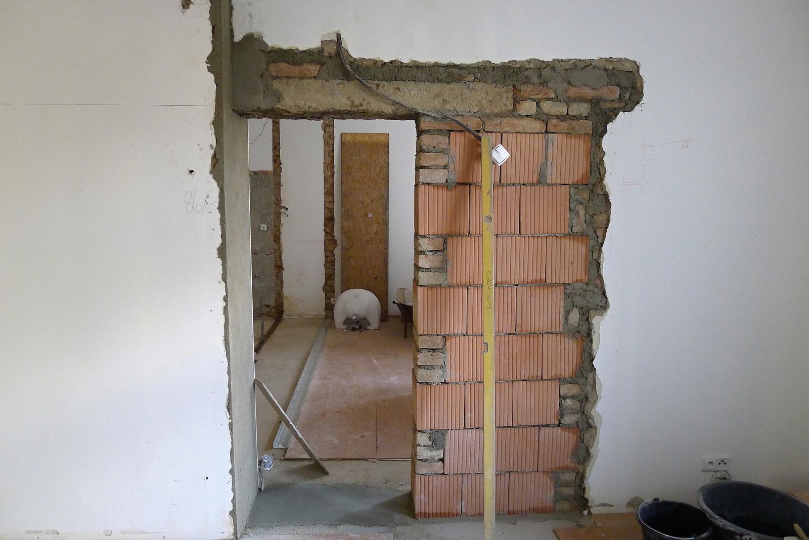 Rekonstrukce našeho domečku - Obrázek č. 14