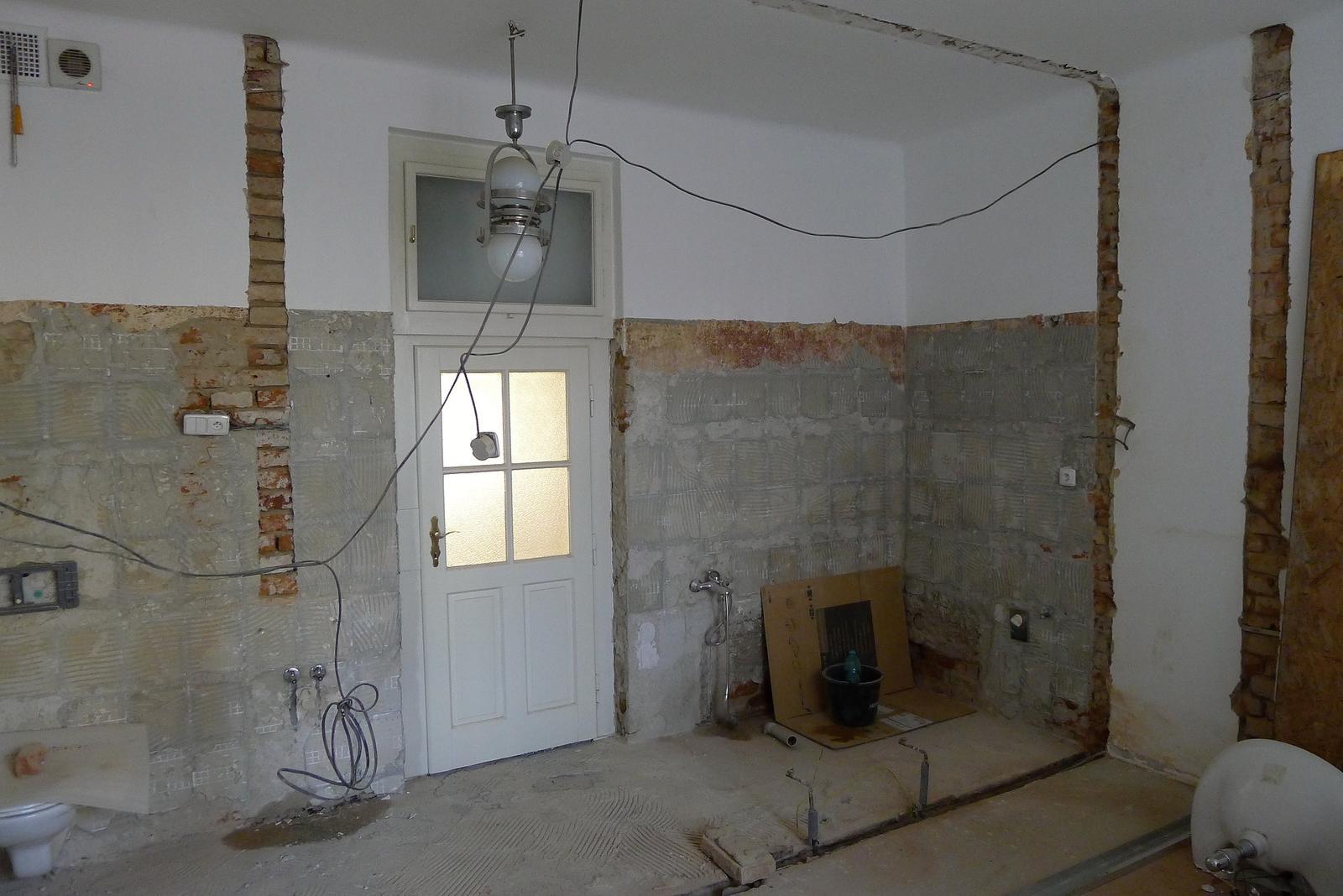 Rekonstrukce našeho domečku - Obrázek č. 15