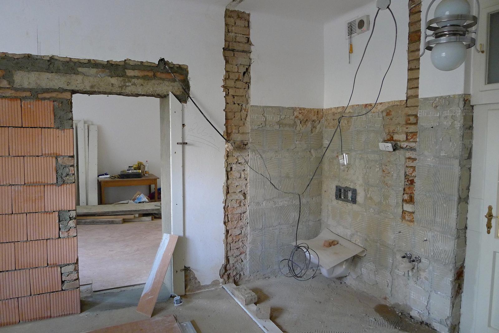 Rekonstrukce našeho domečku - Obrázek č. 16