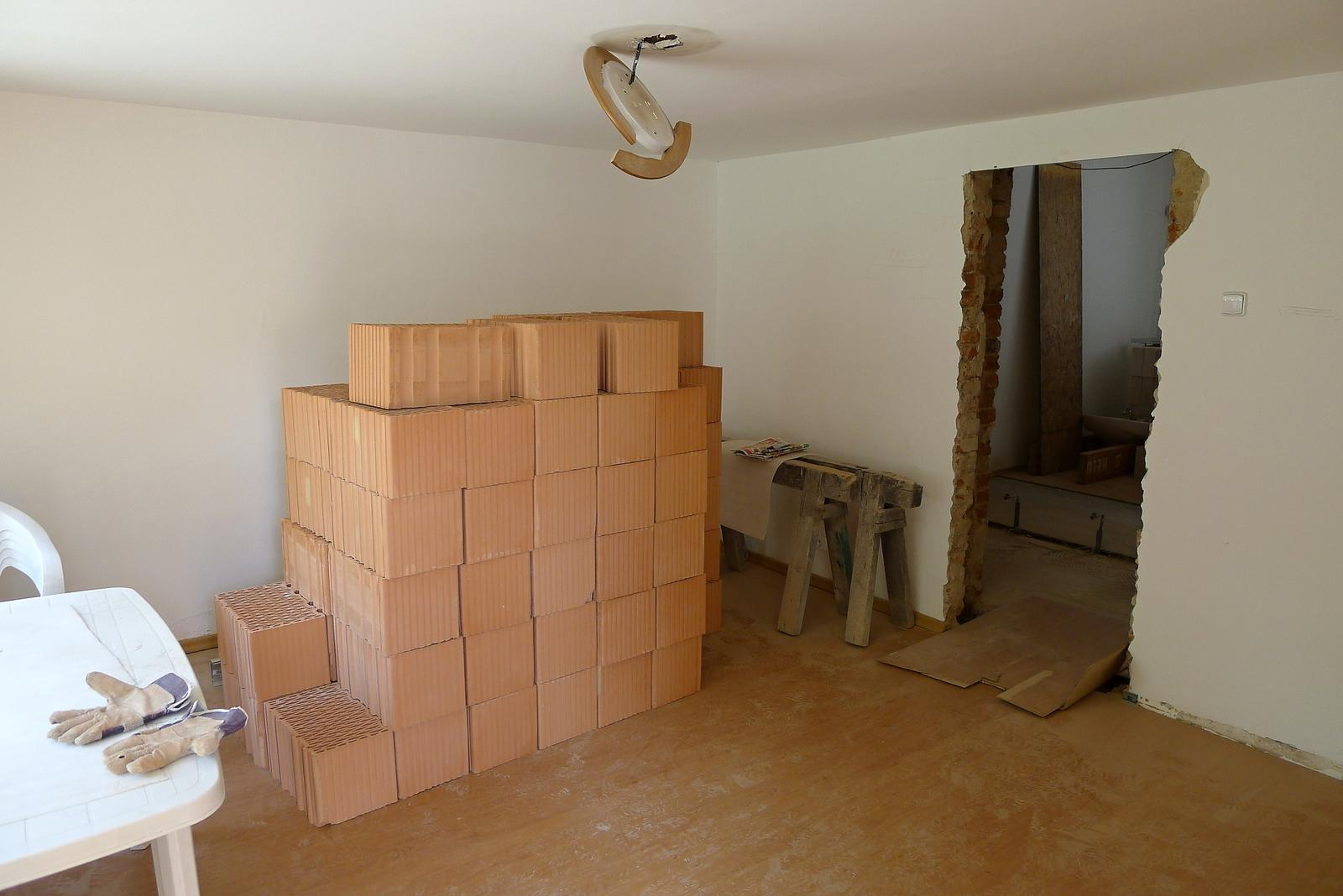 Rekonstrukce našeho domečku - Obrázek č. 18