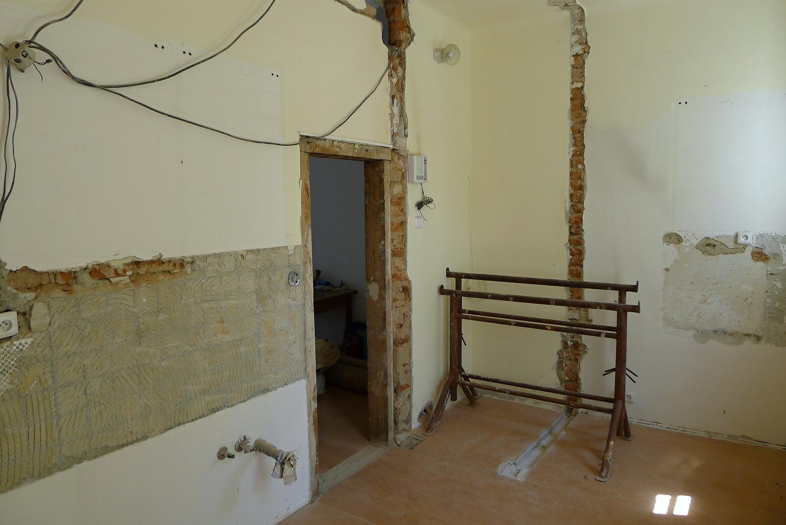 Rekonstrukce našeho domečku - Obrázek č. 19