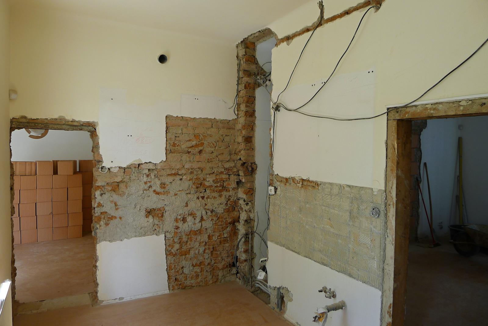 Rekonstrukce našeho domečku - Obrázek č. 21