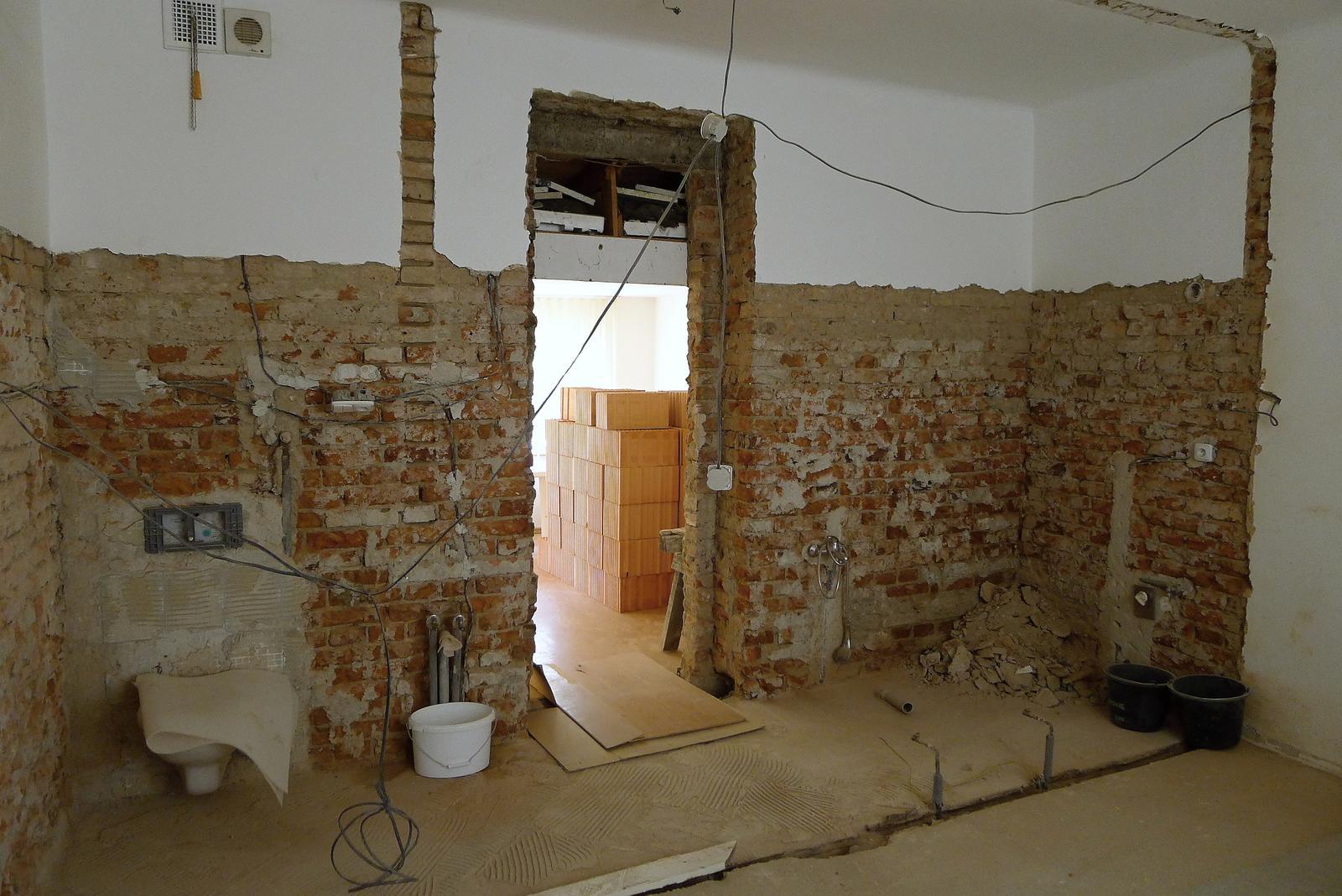 Rekonstrukce našeho domečku - Obrázek č. 22