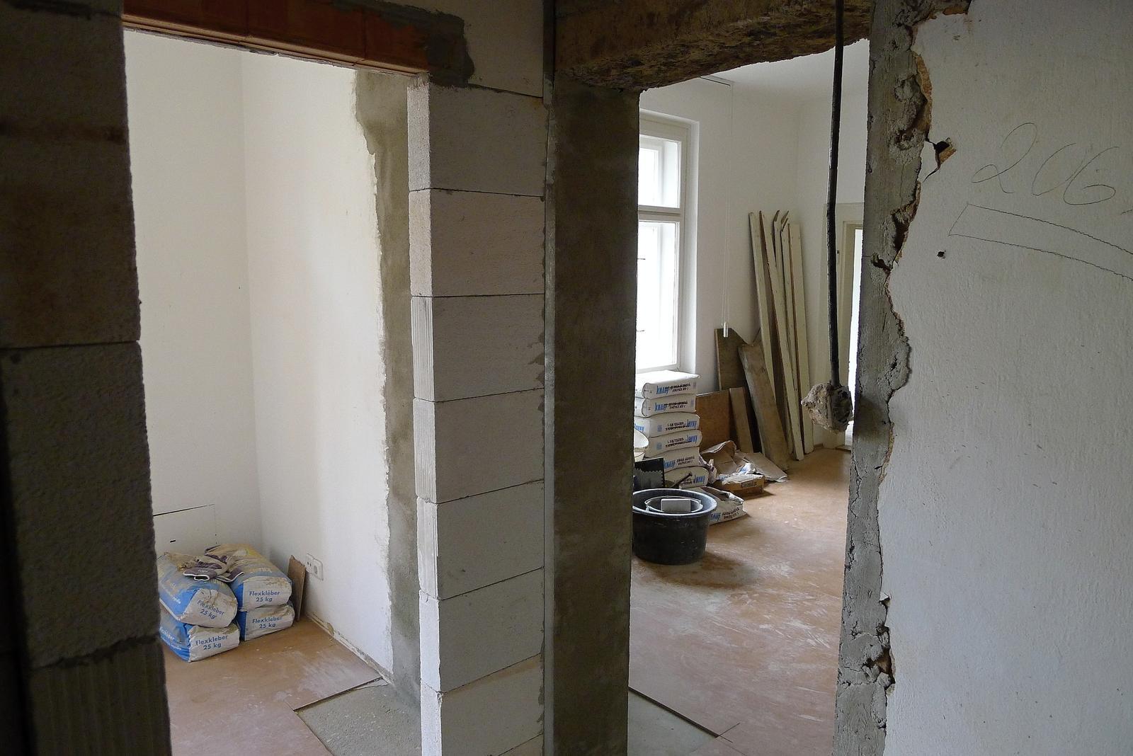 Rekonstrukce našeho domečku - Obrázek č. 29