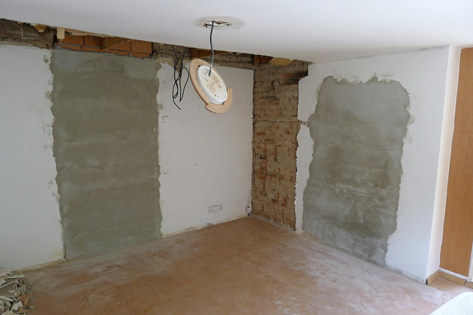 Rekonstrukce našeho domečku - Obrázek č. 31