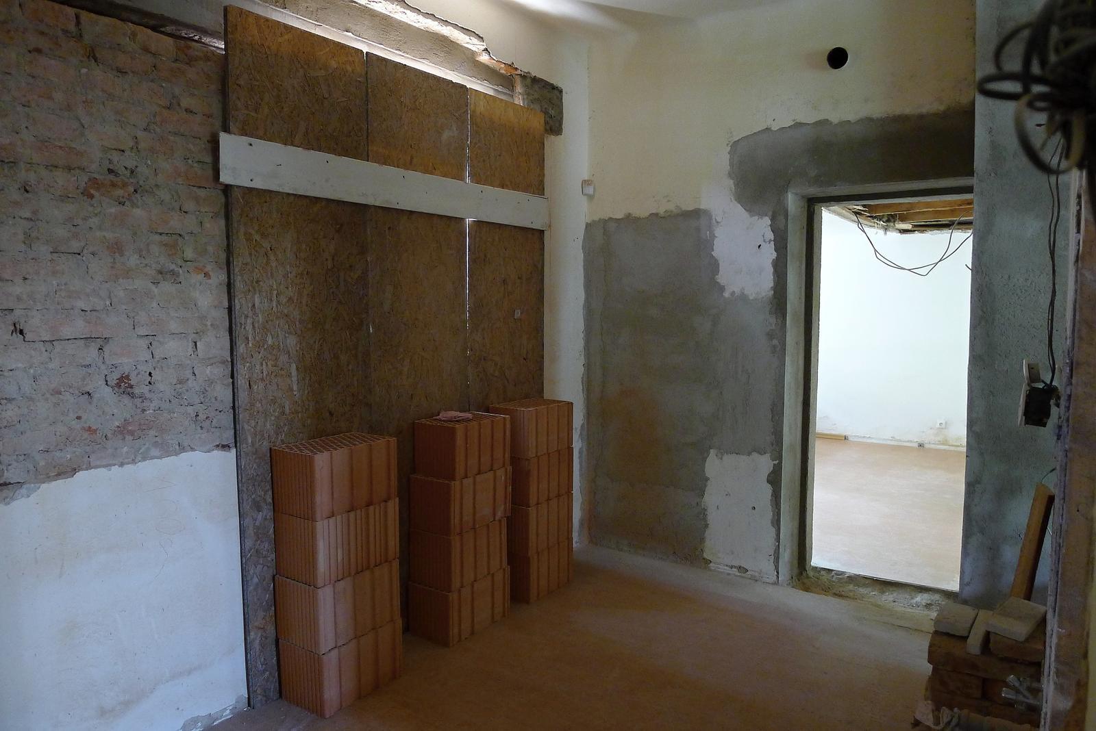 Rekonstrukce našeho domečku - Obrázek č. 37