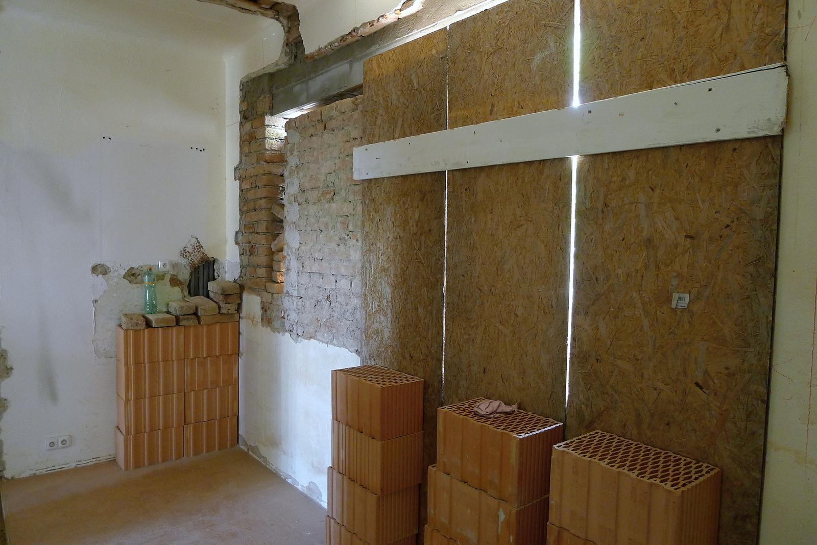 Rekonstrukce našeho domečku - Obrázek č. 38
