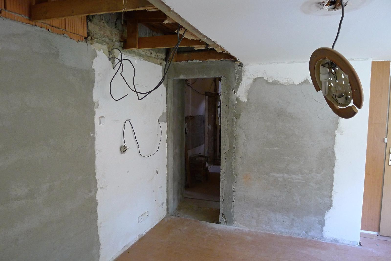 Rekonstrukce našeho domečku - Obrázek č. 39