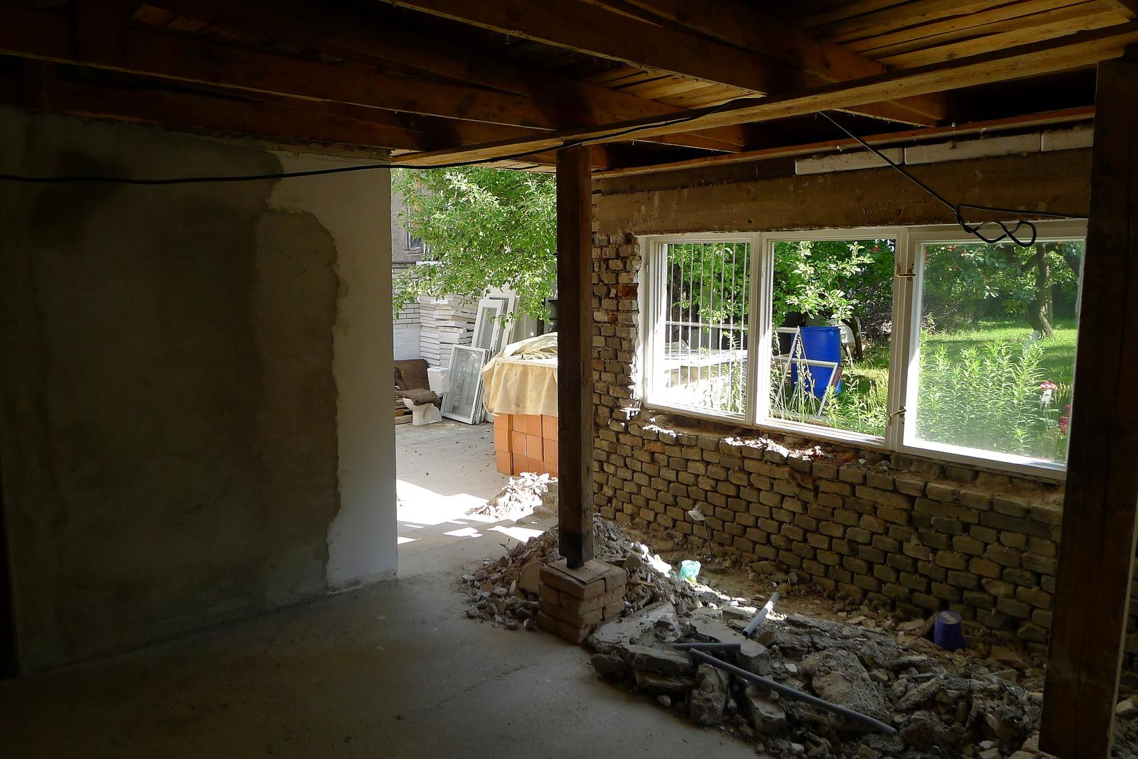 Rekonstrukce našeho domečku - Obrázek č. 43