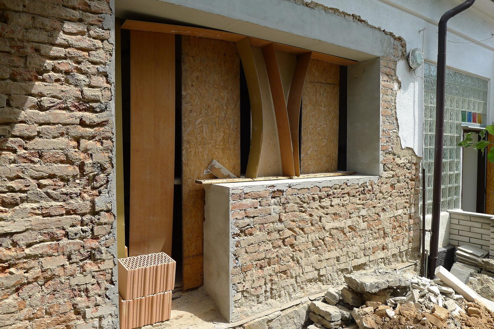 Rekonstrukce našeho domečku - Obrázek č. 46