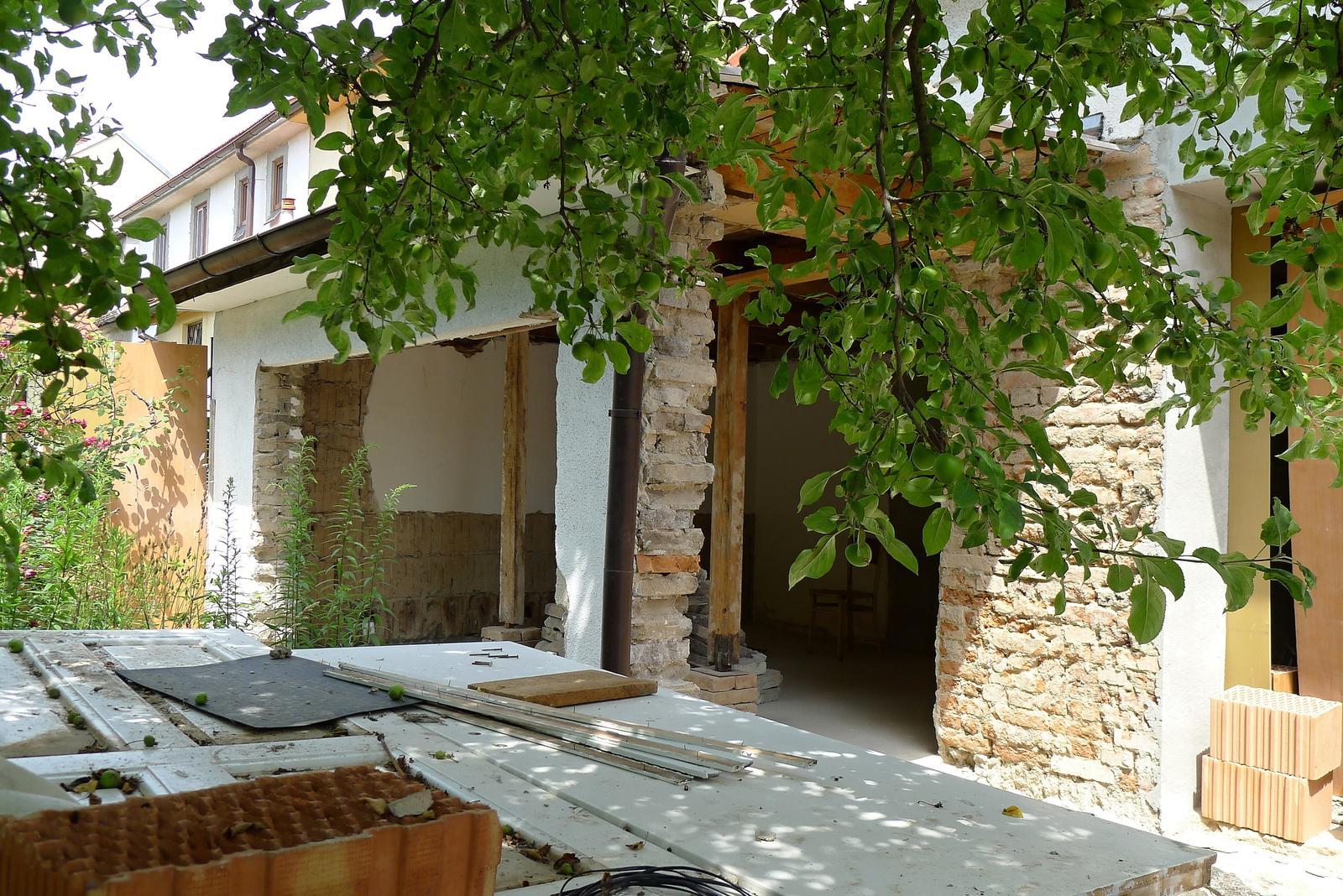 Rekonstrukce našeho domečku - Obrázek č. 48