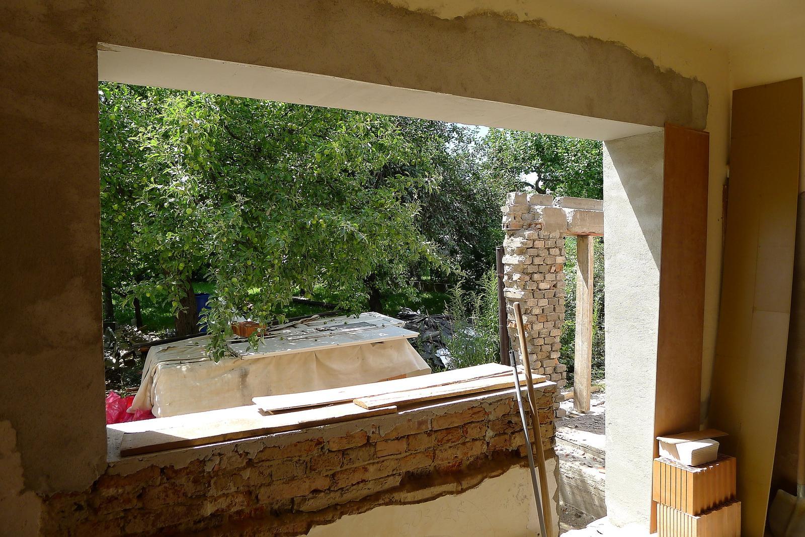 Rekonstrukce našeho domečku - Obrázek č. 53