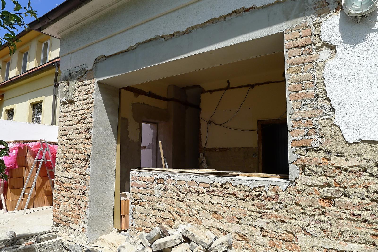 Rekonstrukce našeho domečku - Obrázek č. 54