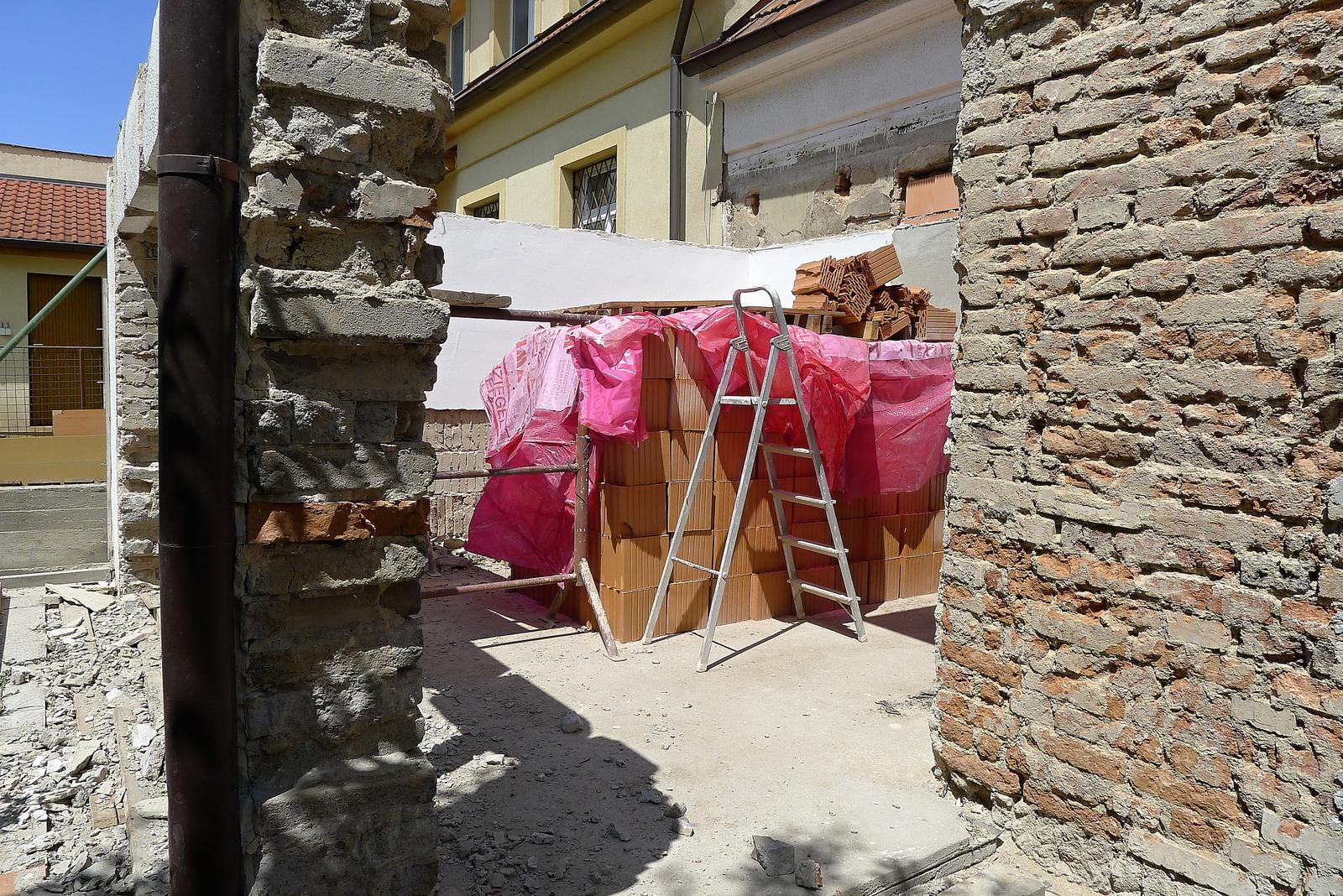 Rekonstrukce našeho domečku - Obrázek č. 55