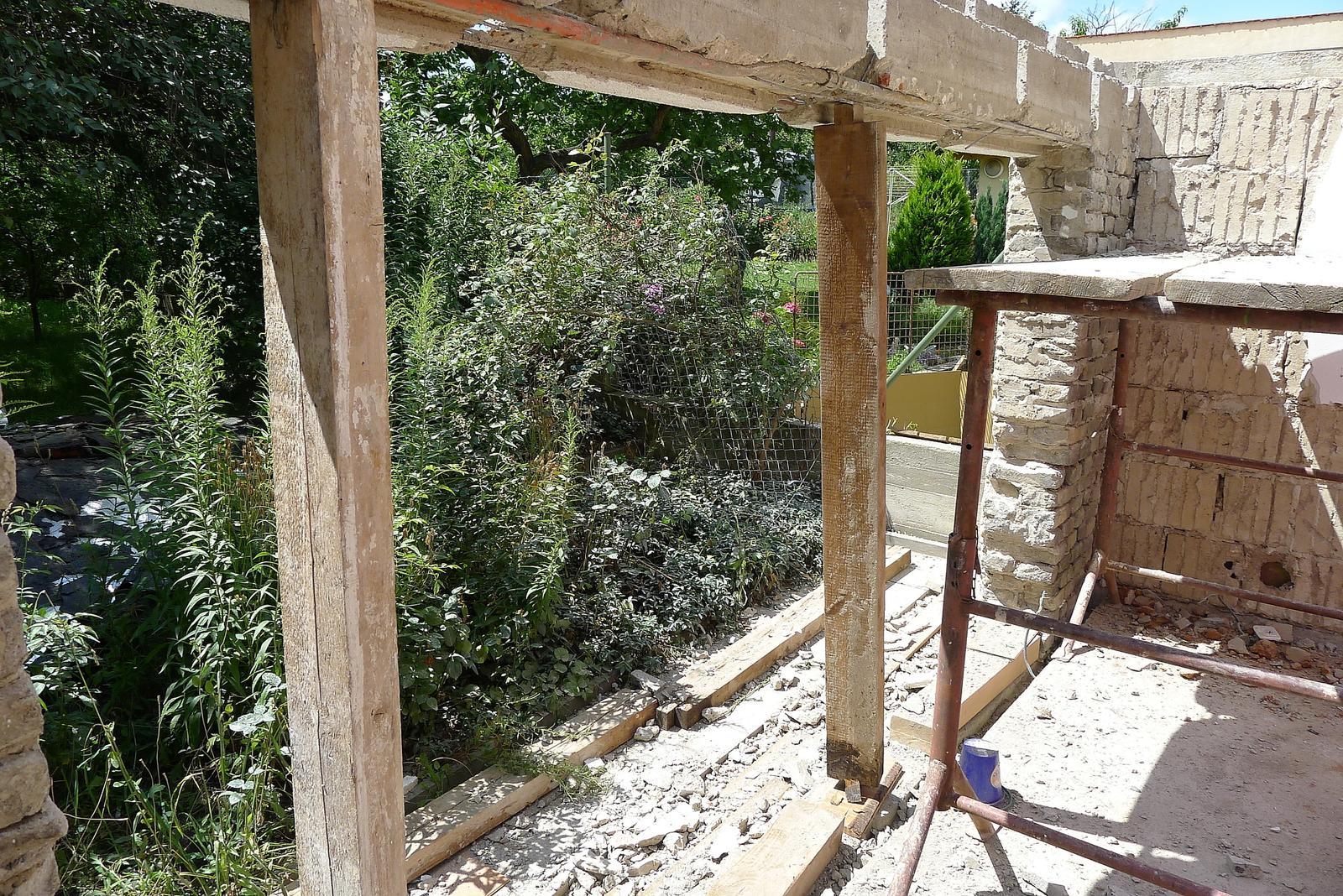 Rekonstrukce našeho domečku - Obrázek č. 56