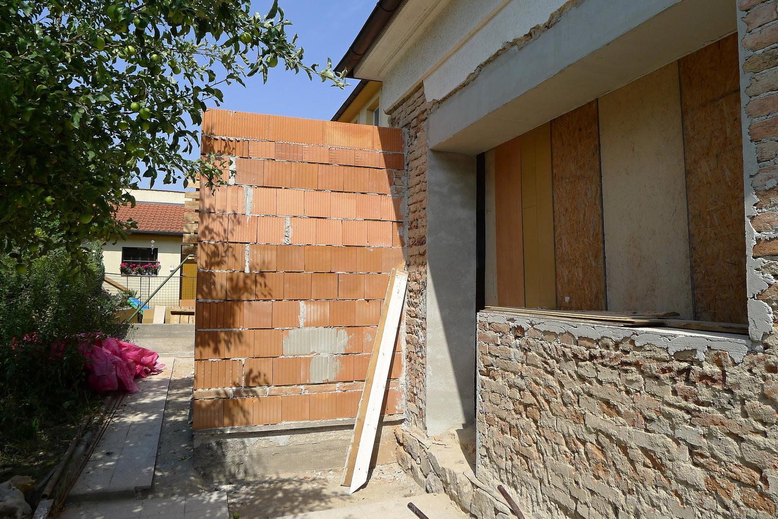 Rekonstrukce našeho domečku - Obrázek č. 62