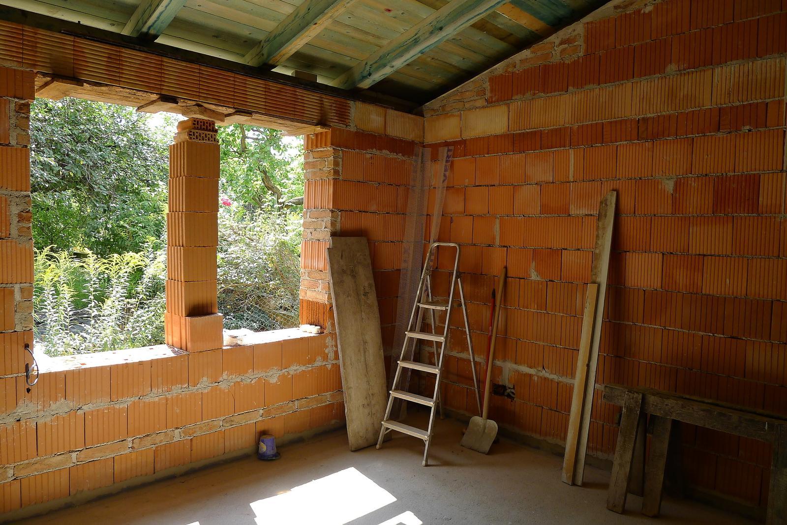 Rekonstrukce našeho domečku - Obrázek č. 66