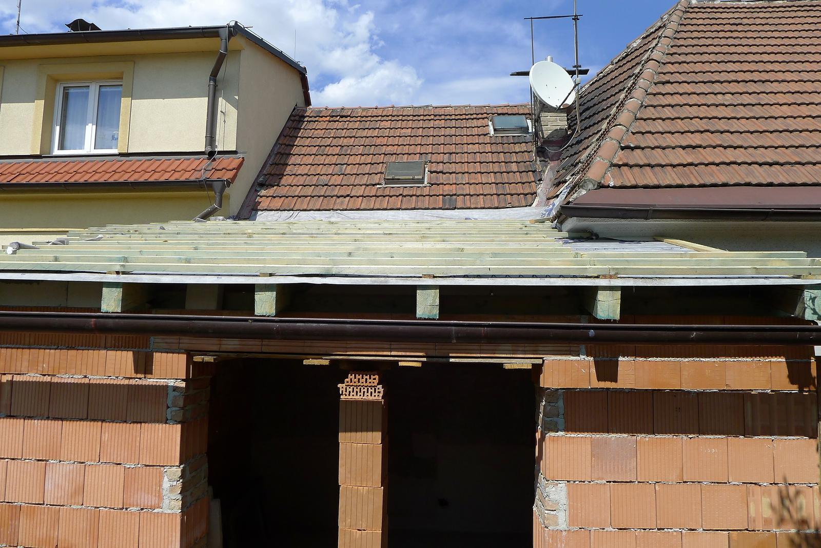 Rekonstrukce našeho domečku - Obrázek č. 68