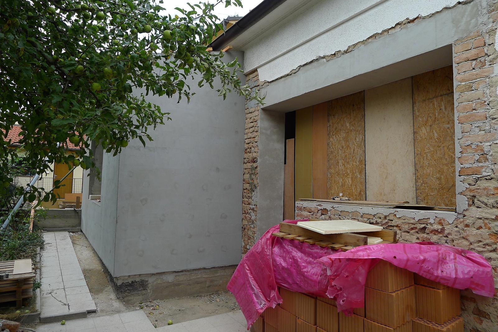 Rekonstrukce našeho domečku - Obrázek č. 73