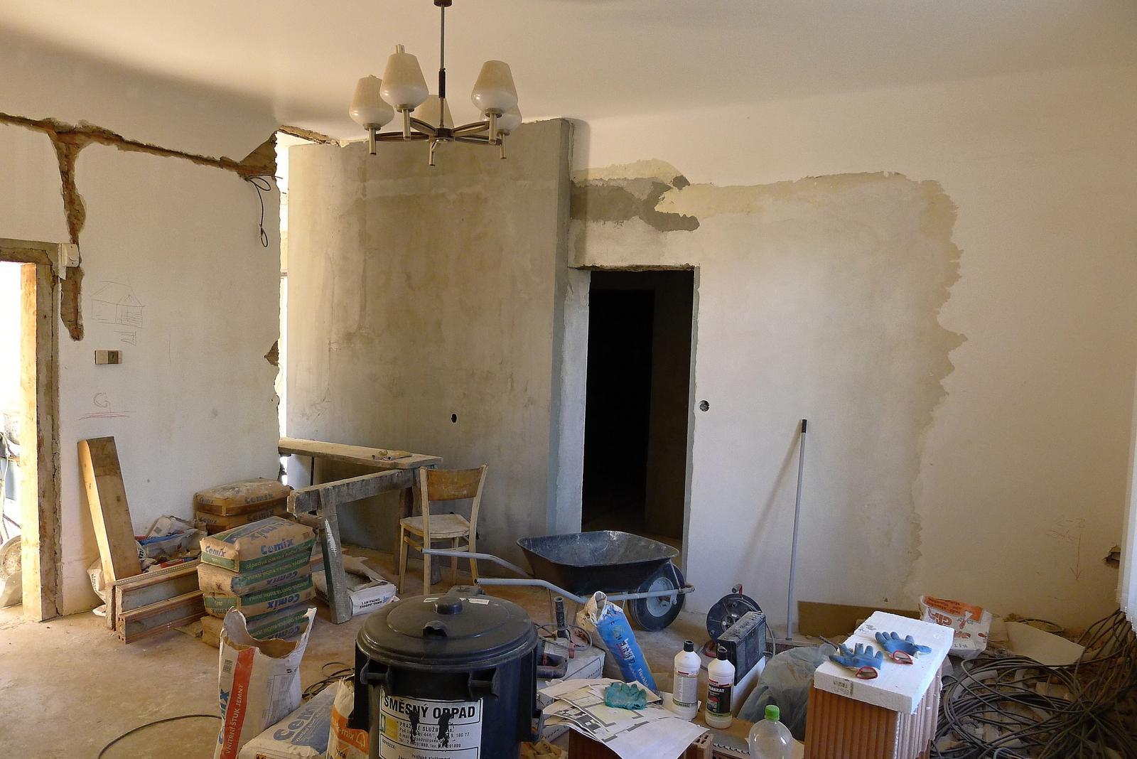 Rekonstrukce našeho domečku - Obrázek č. 80