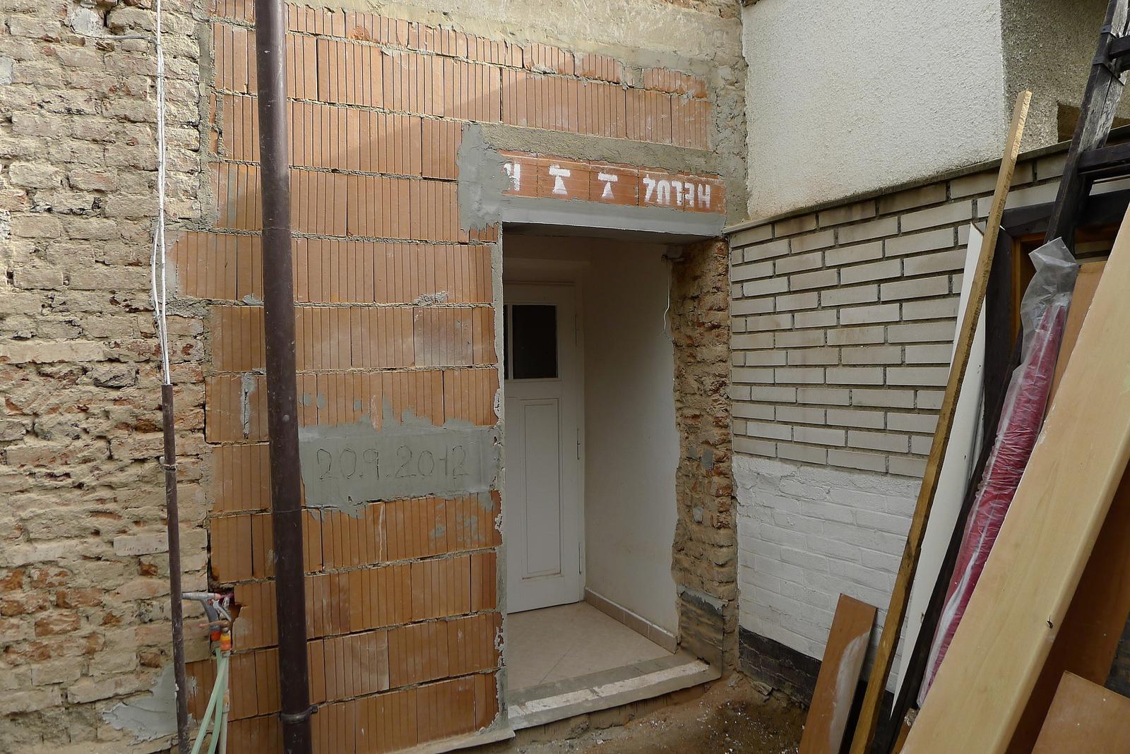 Rekonstrukce našeho domečku - Obrázek č. 82