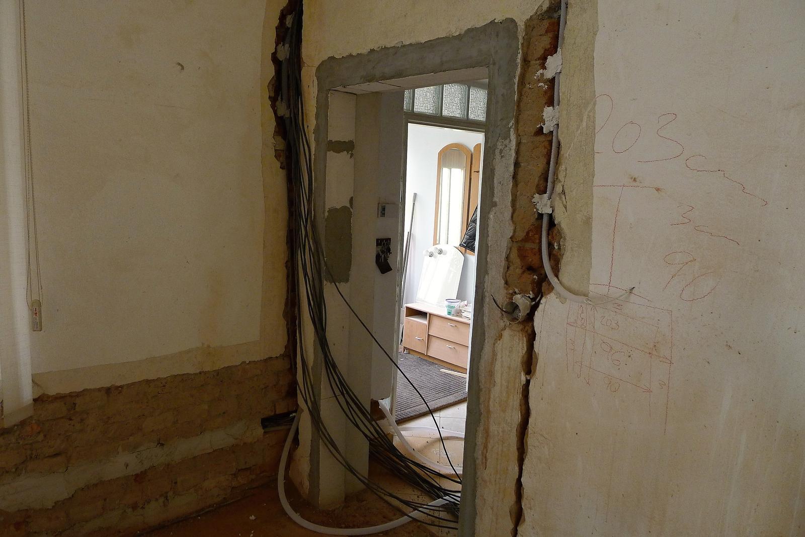 Rekonstrukce našeho domečku - Obrázek č. 84