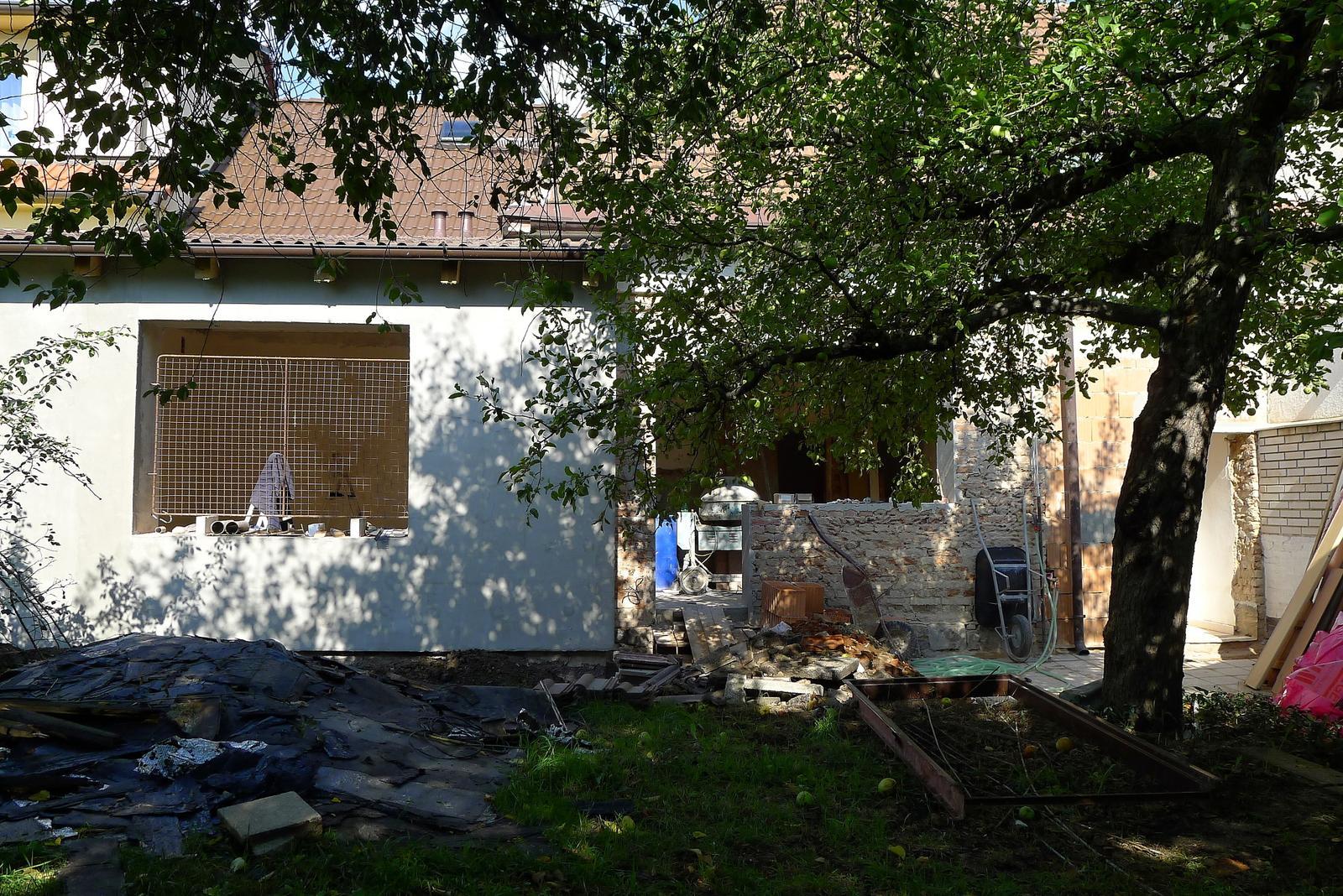 Rekonstrukce našeho domečku - Obrázek č. 88