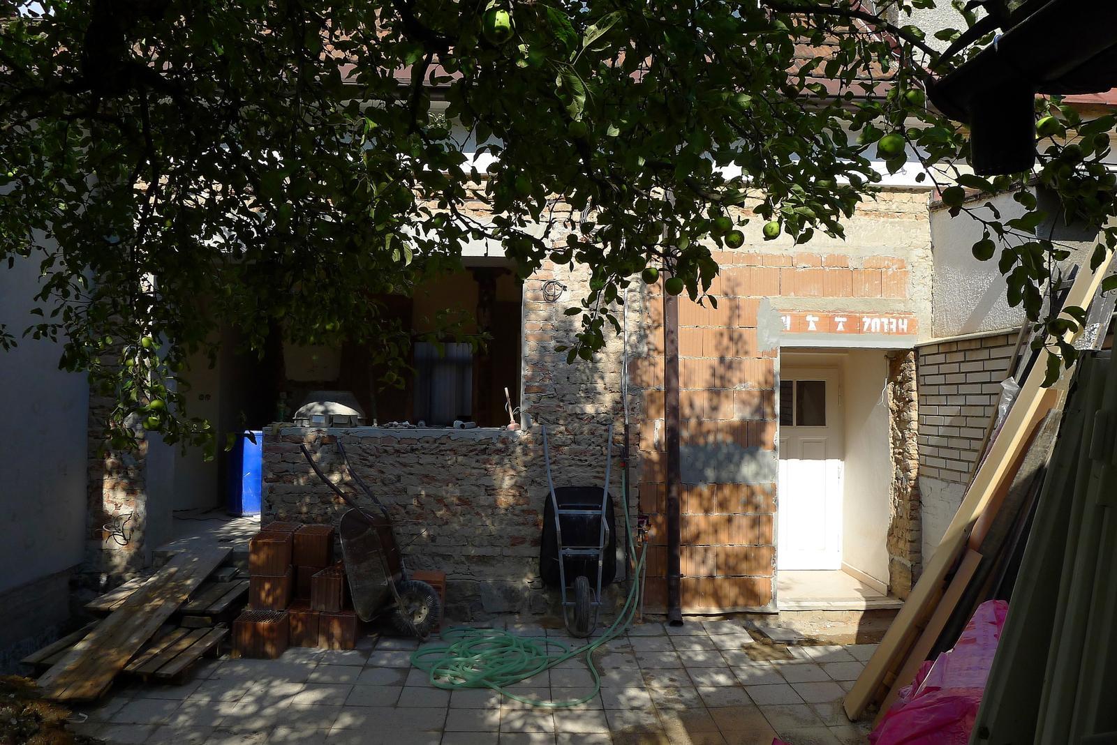 Rekonstrukce našeho domečku - Obrázek č. 90